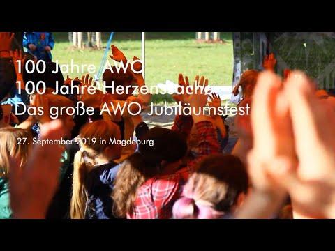 100 Jahre AWO - Das große Jubiläumsfest