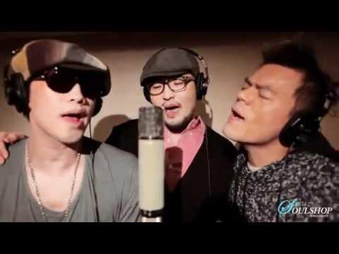 RAIN, Kim Tae Woo, J.Y.Park - Brothers & Me