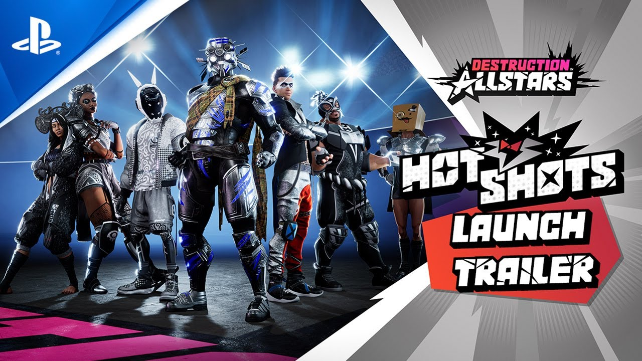 Jump back into the arena Destruction AllStars first post-launch season today