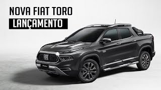 Nova Fiat Toro - Lançamento