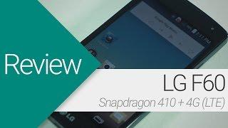 [Review] LG F60 (en español)