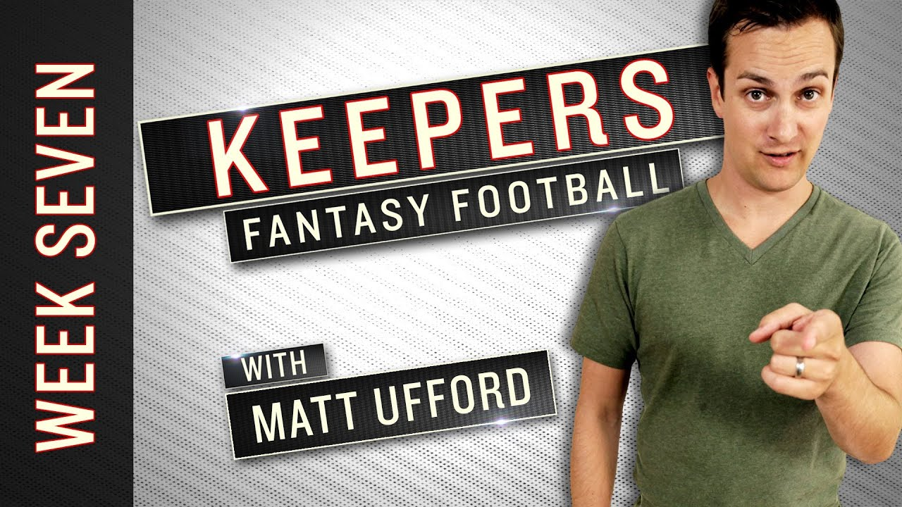 Fantasy Football Week 7 - Keepers thumbnail
