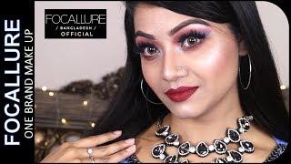 EID MAKEUP 2019 | FOCALLURE Cosmetics - Makeup Maniac By Linda | Collaboration