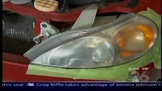 Head Lamp Restoration