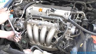 2003-2007 Honda Accord Starter replacement