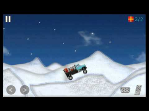 Video of Truck Delivery Winter Edition