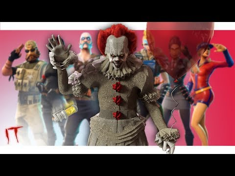 Pennywise Voice Prank HORRIFIES Fortnite Players! |