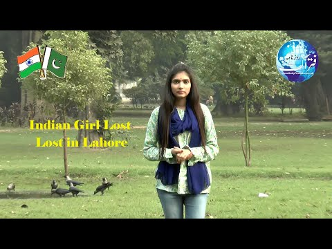 I AM FROM INDIA. Social Experiment in Pakistan.