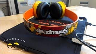 Sol republic Tracks HD deadmau5 Headphones Review
