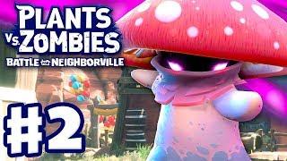 Night Cap! Mushroom!   Plants Vs. Zombies: Battle For Neighborville   Gameplay Part 2 (PC)