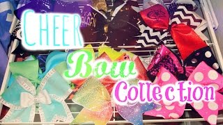 Cheer Bow Collection