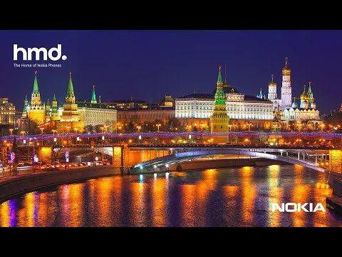 #Nokiamobile live from Moscow - #ChargedUp