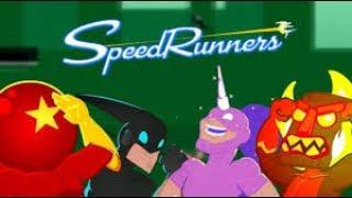 SpeedRunners WIN WIN WIN NO MATTER WAT!!