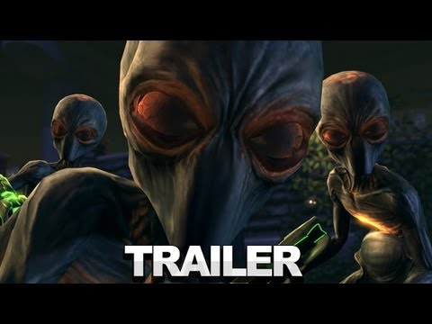 Trailer de XCOM: Enemy Unknown