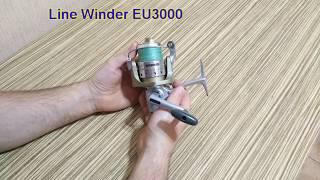 Катушки line winder каталог