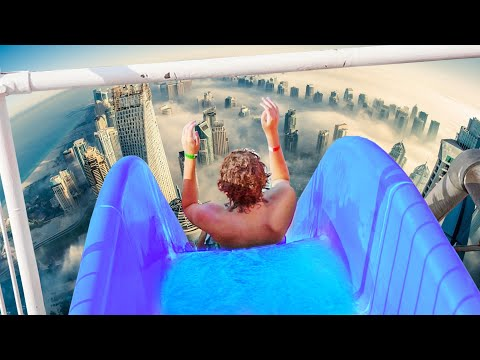 TOP 5 BANNED Waterslides YOU CANT RIDE ANYMORE!
