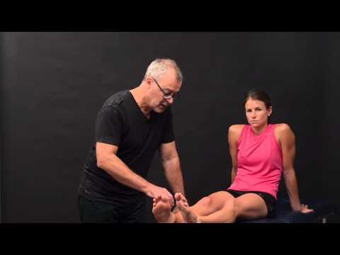 Crunch nelle articolazioni senza dolore negli atleti