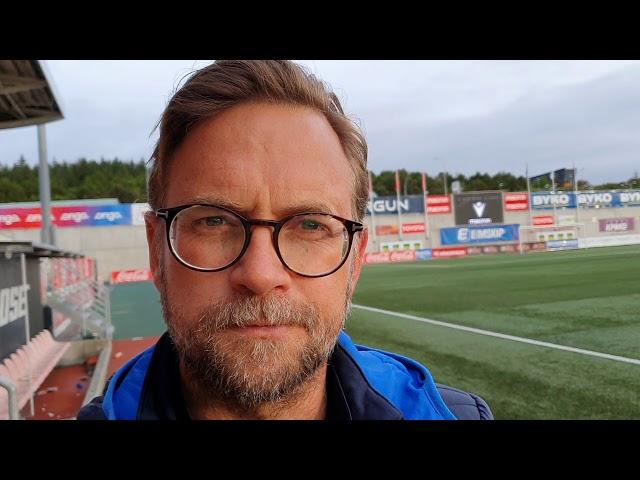Rúnar Páll: Mikilvægt að komast í gegnum þetta