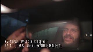 Aventurile unui șofer precaut cu bujiile Iridium TT