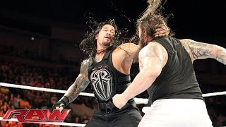 Randy Orton joins forces with Dean Ambrose and Roman Reigns: Raw, Sept. 21, 2015