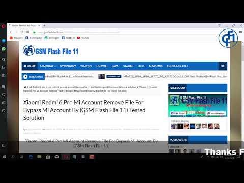 redmi 6 pro mi account remove /redmi 6 pro mi account remove failure