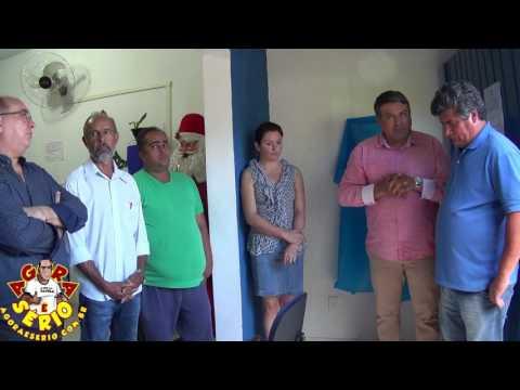 Prefeito Francisco Junior faz inauguração da Casa do Cidadão