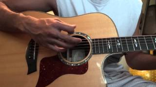 Aaron Shust - Carry me Home STRUM PATTERN