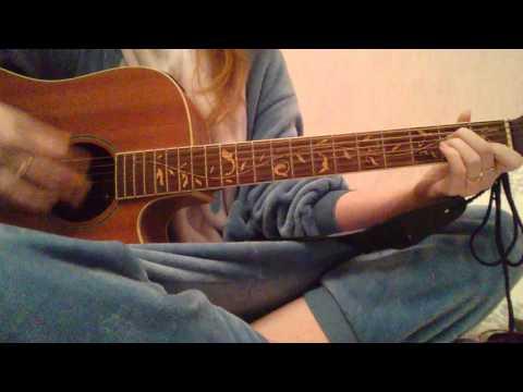 Земфира - Прости меня моя любовь (cover)