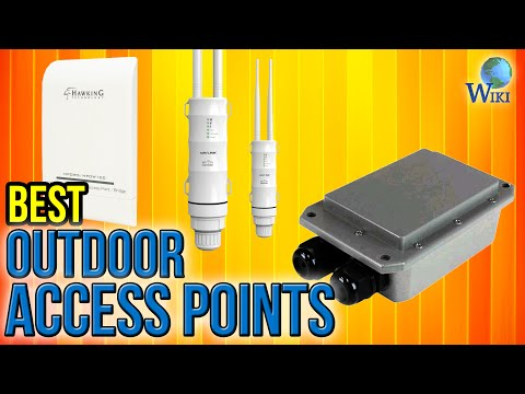 6 Best Outdoor Access Points 2017