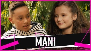 "MANI 2 | Piper & Hayley in ""The Race"" 