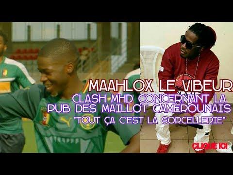 MAAHLOX LE VIBER LA BOSSE