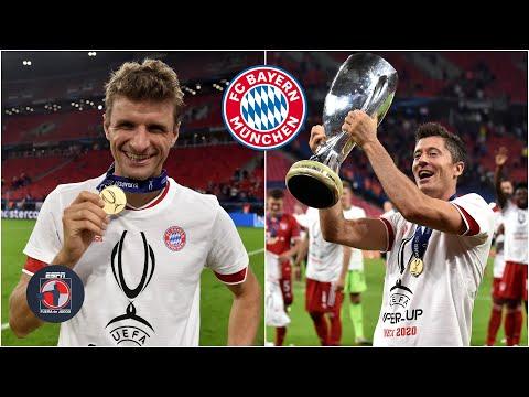 SUPERCOPA Bayern Munich campeón. ¿Quién lo puede parar? Sevilla lo intentó | Fuera De Juego