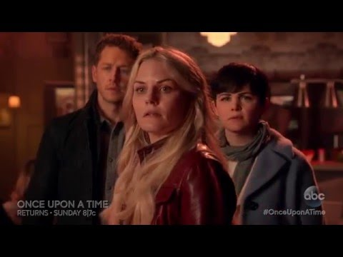 Once Upon a Time 5.12 (Clip 'Underworld Granny's Is Full Of Surprises')