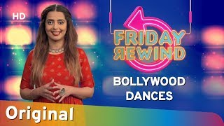 Friday Rewind with RJ Adaa | Bollywood Dance Special | All Time Bollywood Dance Hits | #FridayRewind