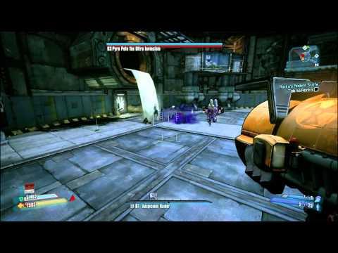 Pyro Pete the Invincible - Solo Siren Low Gear Kill - nerfed