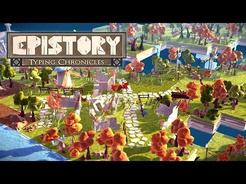 Trailer de Epistory - Typing Chronicles