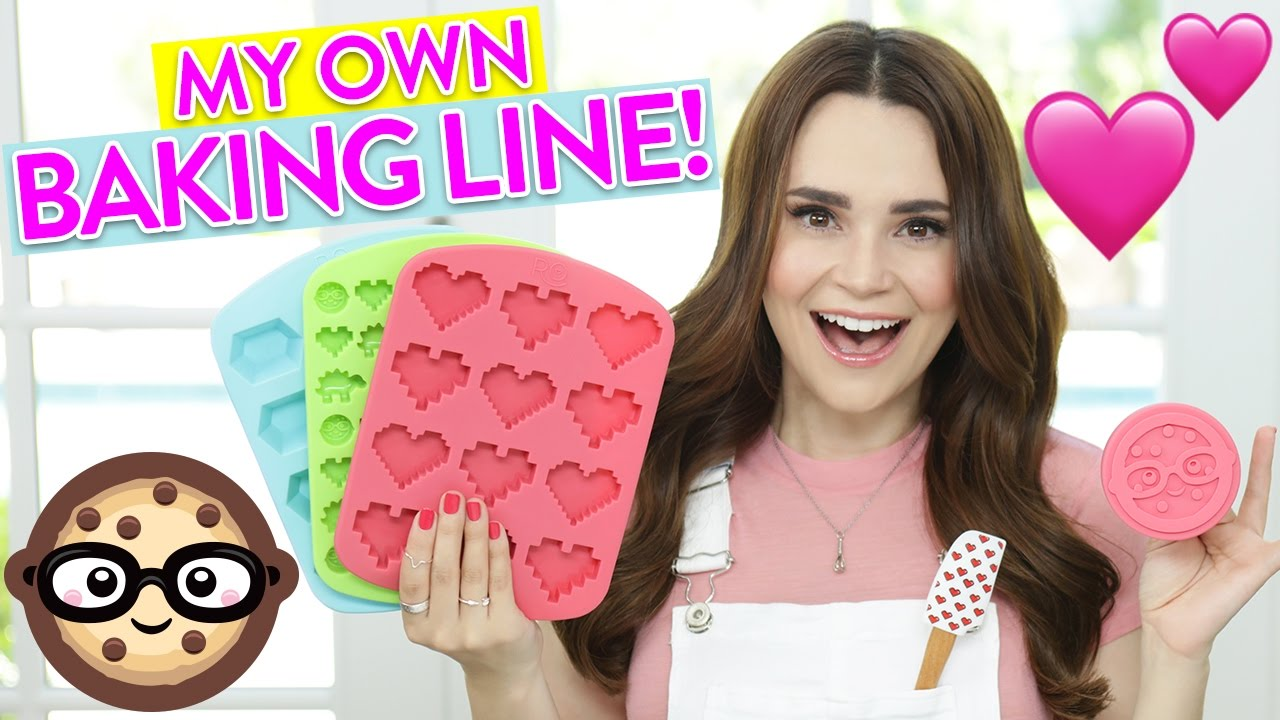 MY FIRST BAKING LINE!! thumbnail