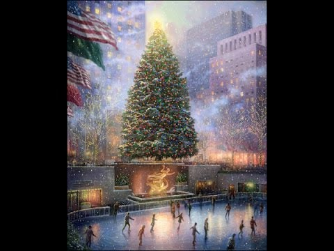 Lighting Of The Rockefeller Christmas Tree