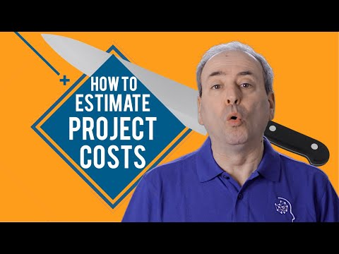How to Estimate Project Costs: A Method for Cost Estimation ...