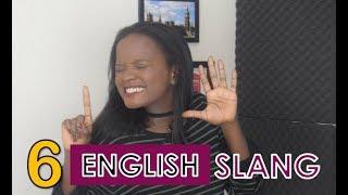 6 English slang (vídeo 100% em inglês) | #VídeoTodoDia