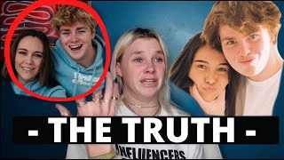 The truth about Kouvr and Alex warren - The Hype House
