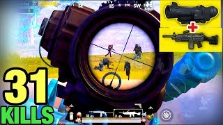 CHALLENGE ME M249 + 6x SCOPE FULL ZOOM | BEST GAMEPLAY IN NOVEMBER  | PUBG MOBILE