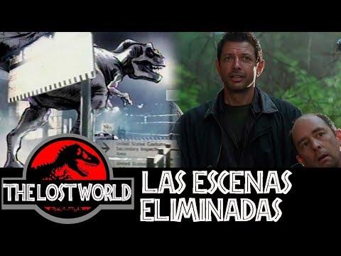 Las Escenas Eliminadas de Jurassic Park 2 - The Lost World