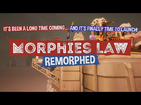 Morphies Law: Remorphed - Release Date Trailer thumbnail