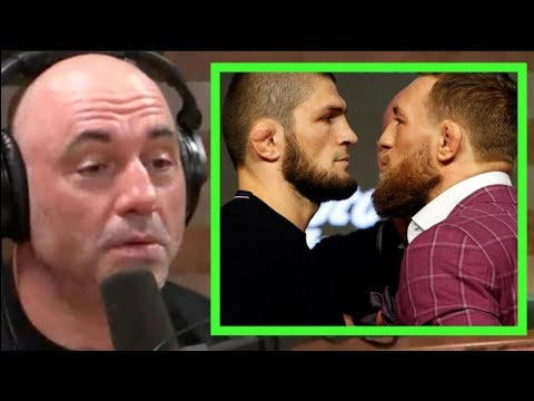 A friend of Joe Rogan went on his podcast and predicted the chaos at Khabib vs. McGregor, 5 days prior to the fight.