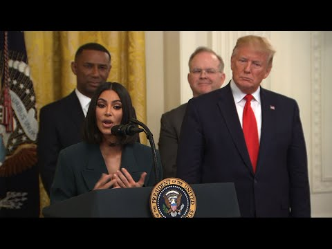 Kim Kardashian Called Trump 'Compassionate' On Criminal Justice. One Huge Problem
