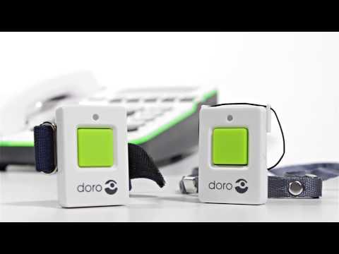 Seniorentelefon Doro Secure 350c
