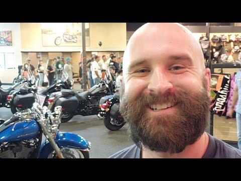 Live At Harley Davidson Of Tucson!