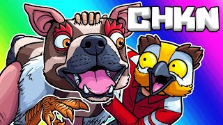 CHKN Funny Moments - Creating Freaks of Nature!