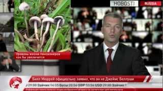 Пенсионерам пропишут галлюциногенные грибы